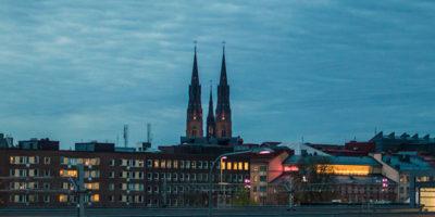 Uppsala stad