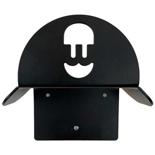 Wallbox kabelhållare svart